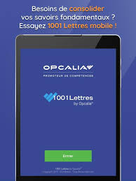 1001 Lettres (OPCALIA)