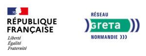 logo réseau greta normandie